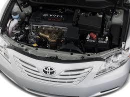 Image: 2009 Toyota Camry 4-door Sedan I4 Auto LE (Natl) Engine ...