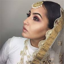 indian bridal makeup and hairstyle games luxury unique weddingchronicle bride portraits