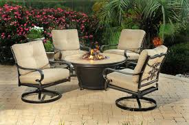 sophisticated costco patio furniture with fire pit in elegant outdoor costco patio