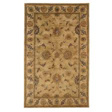 dynamic rugs charisma brown indoor area rug common 4 x 6 actual