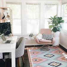 Mica Interior Design Gorgeous Home Office Workspacegoals Regram From Mica Micamay In The USA