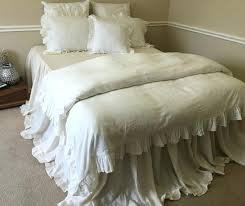 ruffle duvet cover twin ruffle duvet cover twin xl