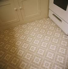Floor Linoleum For Kitchens A Collection Of Linoleum Flooring Examples