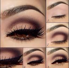 how to apply eyeshadow step by step for brown eyes google search