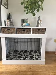 Home Design Dog Crate Furniture Bench My Sweet Savannah Table