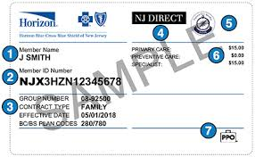 Cross Card How Employee To New State Of Blue For Id Shield Jersey Your Read Horizon School And