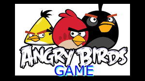 ANGRY BIRDS GAME - Flick The Paper, Aim For The Target, Fun Magazine Game -  YouTube