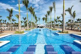 hotel riu palace costa rica outdoor pool