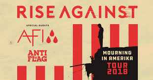 <b>Rise Against</b> Announces North American 'Mourning in Amerika Tour ...
