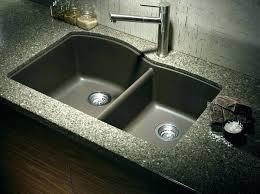 kohler undermount kitchen sink stainless steel sink stainless kitchen sink kitchen appealing double curved kitchen sink with granite stainless steel