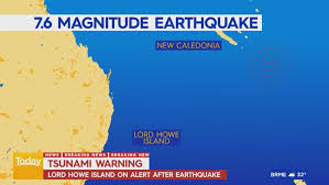 The us tsunami warning system said a tsunami watch was in effect for american samoa and cited a potential for tsunamis in other regions including vanuatu, fiji and new zealand. Wvvr4sdngi3sm