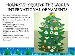 Holidays around the World: Christmas Ornaments