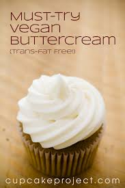Must Try Vegan Frosting Trans Fat Free