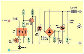 solid state relays circuit til111 best for circuit and wiring solid state relays circuit til111