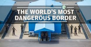 Korean Word For Earth Dmz From North Korea The Worlds Most Dangerous Border