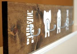 Wall Mounted Coat Hanger Rack Furniture Furniture Accesorries Of Cool Coat Rack Are One Of The 16