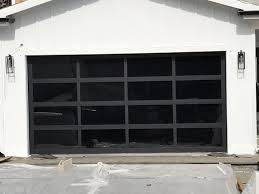 photo of aw garage door los angeles ca united states new glass