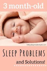 3 Month Old Sleep Pattern