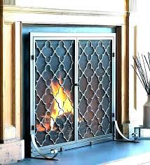 wood burning fireplace doors wood fireplace doors replacement s s wood burning fireplace doors with blower wood