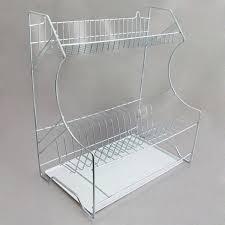 <b>Сушилка для посуды</b> PePo белая купить по цене 489 руб. в ОБИ