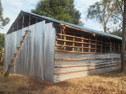 Small Picture Chicken House Designs Kenya With Simple Village Chicken House 6077