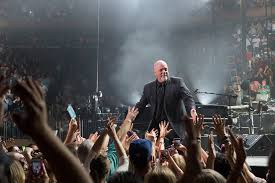billy joel greets fans at madison square garden august 20 2016