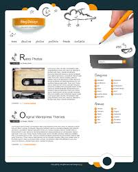 free template blogger. Free Blog Templates Sketch Blog Templates