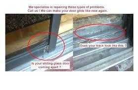 sliding glass door repair phoenix phoenix sliding door door ravishing sliding glass door roller repair large