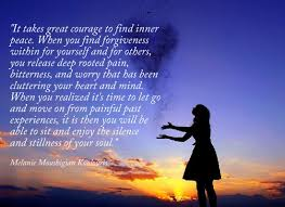 Finding Inner Peace Quotes Enchanting Inspirational Picture Quotes It Takes Great Courage To Find