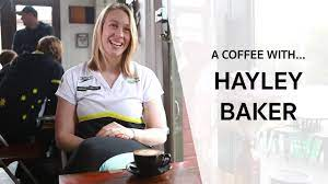 A Coffee With Hayley Baker - YouTube