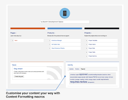 Content Formatting Macros For Confluence Atlassian Marketplace