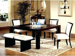 triangle dining table set tables with bench kitchen dark black and chairs hygena amparo 4 s