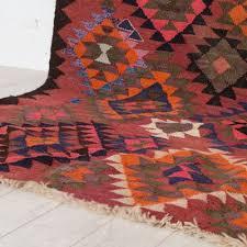 large vintage kilim rug 2