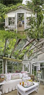 office garden shed. 12 Amazing DIY Sheds And Greenhouses: How To Create Beautiful Backyard Offices, Studios Office Garden Shed F