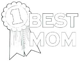 Coloring Pages For Mom Likebestinfo
