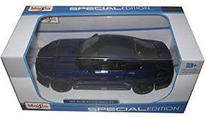 Amazon.com: <b>2015 Ford</b> Mustang GT 5.0 Blue <b>1/24</b> by <b>Maisto</b> 31508 ...