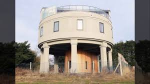 Water Tower Home Water Tower Turned Into A Kickass Family Home Youtube