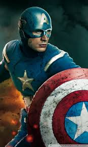 captain america hd wallpaper apk