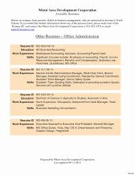 Resume Business Development Manager Sample General Image