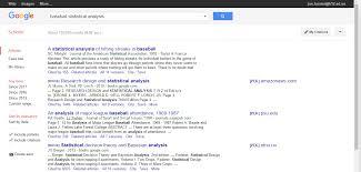 Tutorial Google Scholar