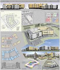 Курсовой проект page Архитектура и проектирование  Многоквартирный жилой дом в Ижевске