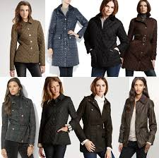 Rain Boots, and Quilted Jackets for Rainy Day & Rainy Day Top: Burberry Quilted Jacket ... Adamdwight.com