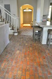indoor brick flooring cost gurus floor brick pavers for interior floors