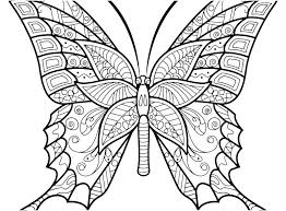 printable butterfly coloring pages.  Coloring Printable Butterfly Coloring Pages Wonderful Free Beautiful Patterns 6  Butterflies Fo And G