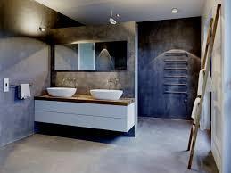 Badezimmer Ideen Stein Indirektes Licht Wand Fotos Licht Beton