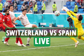 Spain and switzerland will go head to head in saint petersburg, russia, to be the first side to reach the semi finals of euro 2020. Rdqdwqpy2e29nm