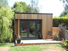 Small Picture Contemporary Garden Studio Contemporary Garden Shed and
