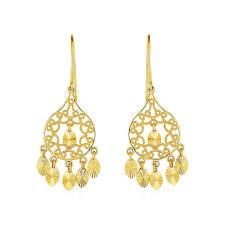 earring design how to make rhlamevallarnet bridal gold chandelier earrings for wedding designs earring design how