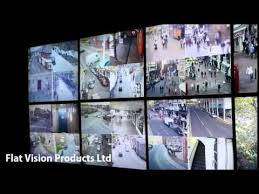 Small Picture Flat Vision Products Ltd supply for CCTV Monitor Video Wall YouTube