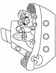 Sinterklaas Kleurplaten Kleurplaten Piet En Sinterklaas Stoomboot